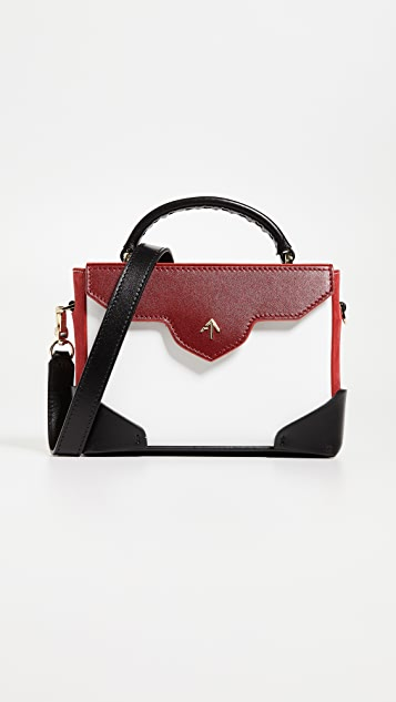 Micro Bold Combo Top Handle Bag by Manu Atelier