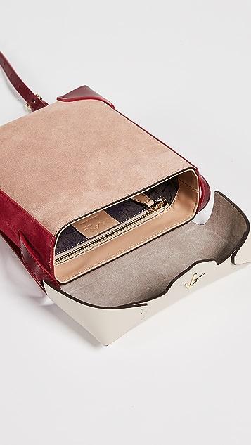 MANU Atelier Mini Pristine Box Bag