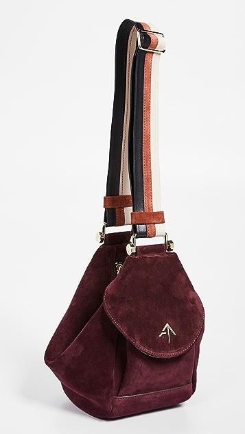 MANU Atelier Hobo Fernweh Convertible Shoulder Bag