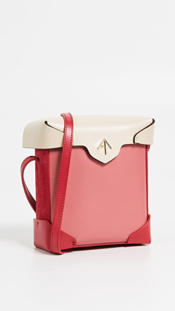 MANU Atelier Mini Pristine Combo Box Bag