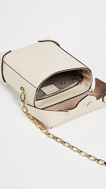 MANU Atelier Mini Pristine Chain Box Bag
