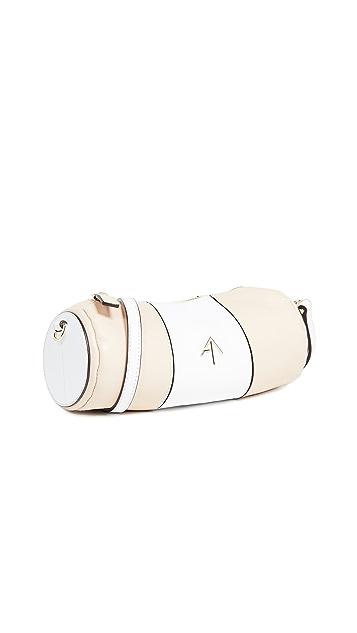 MANU Atelier Mini Cylinder Bag