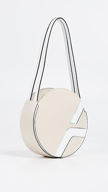 MANU Atelier Круглая сумка Lou