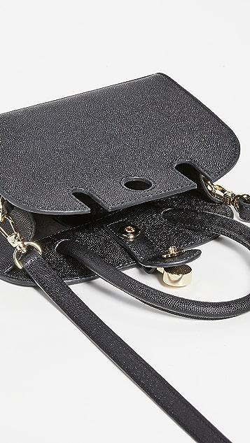 MANU Atelier Миниатюрная сумка Ladybird
