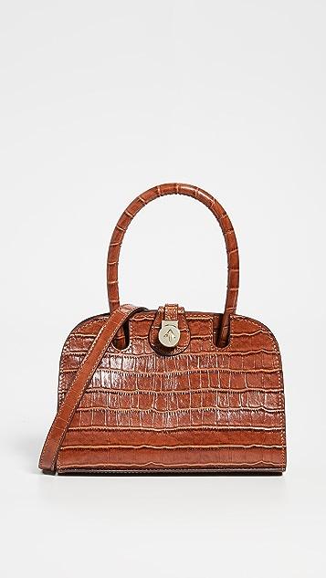 MANU Atelier Micro Ladybird Bag