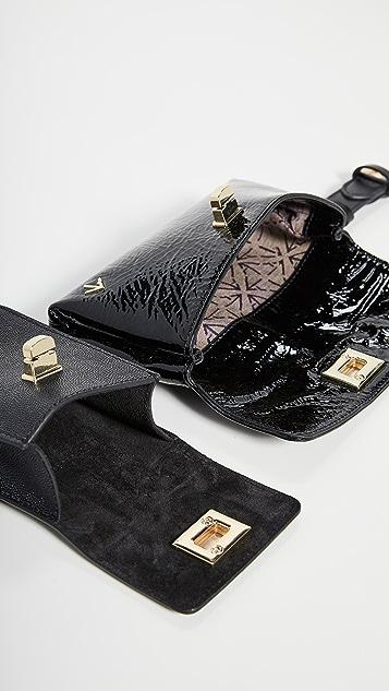 MANU Atelier Tech Belt Bag