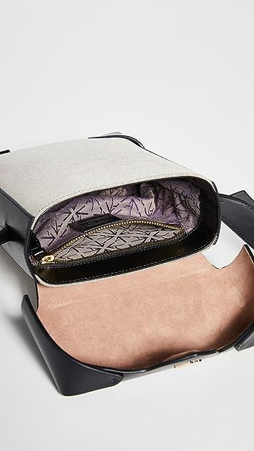 MANU Atelier Миниатюрная сумка Pristine