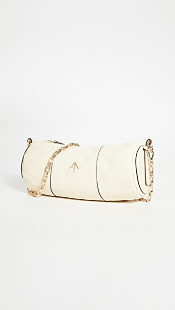 MANU Atelier Cylinder Chain Soft Bag