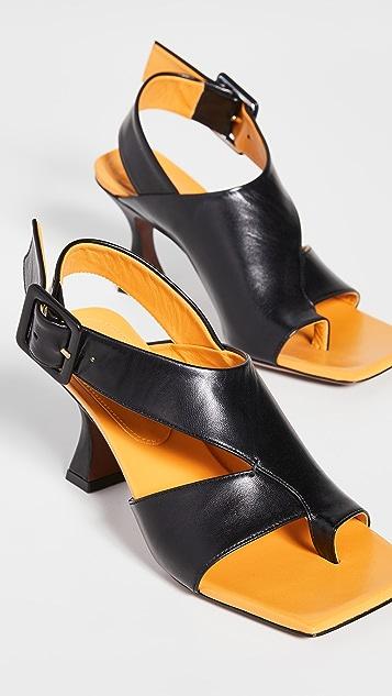 MANU Atelier Rey XX Sandals