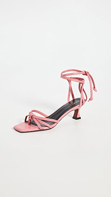 MANU Atelier Lace Sandals