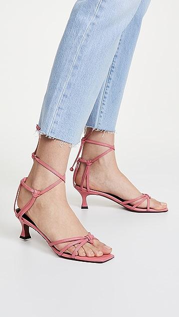 MANU Atelier Lace 凉鞋