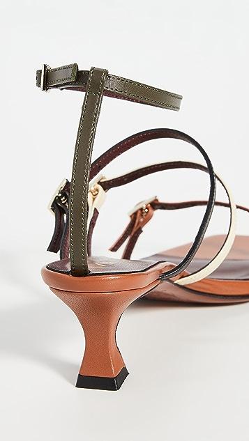 MANU Atelier Naomi 凉鞋