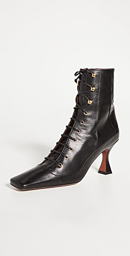 MANU Atelier - Lace Up Duck Boots