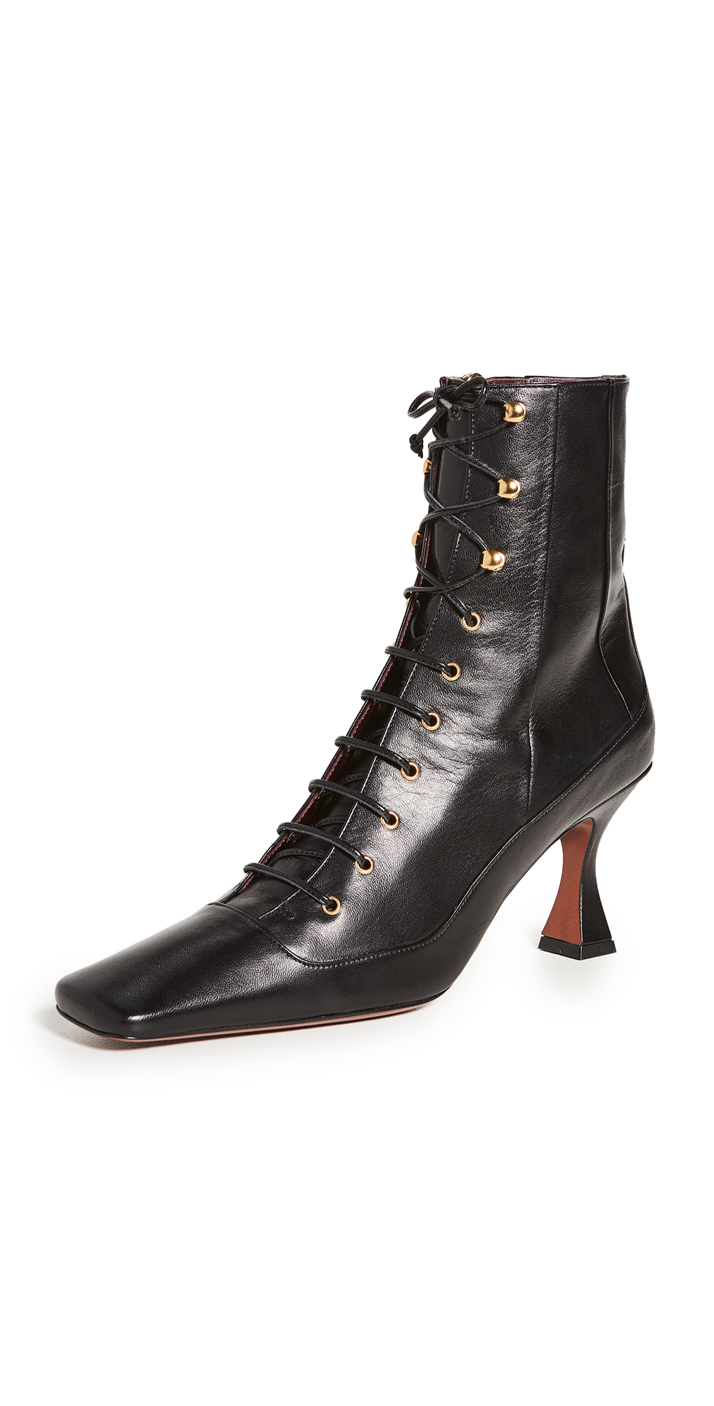 MANU Atelier Lace Up Duck Boots