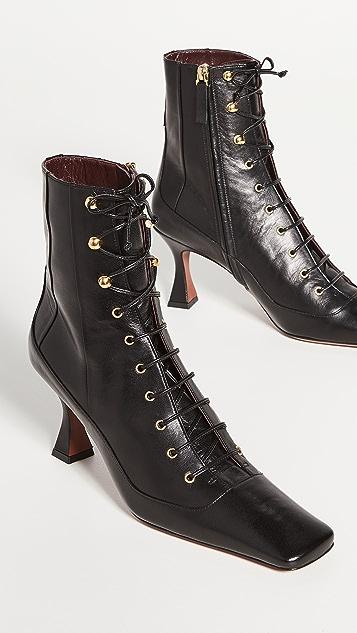 MANU Atelier 系带猎鸭靴