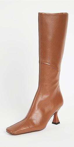 MANU Atelier - Knee High Multipanel XX Duck Boots