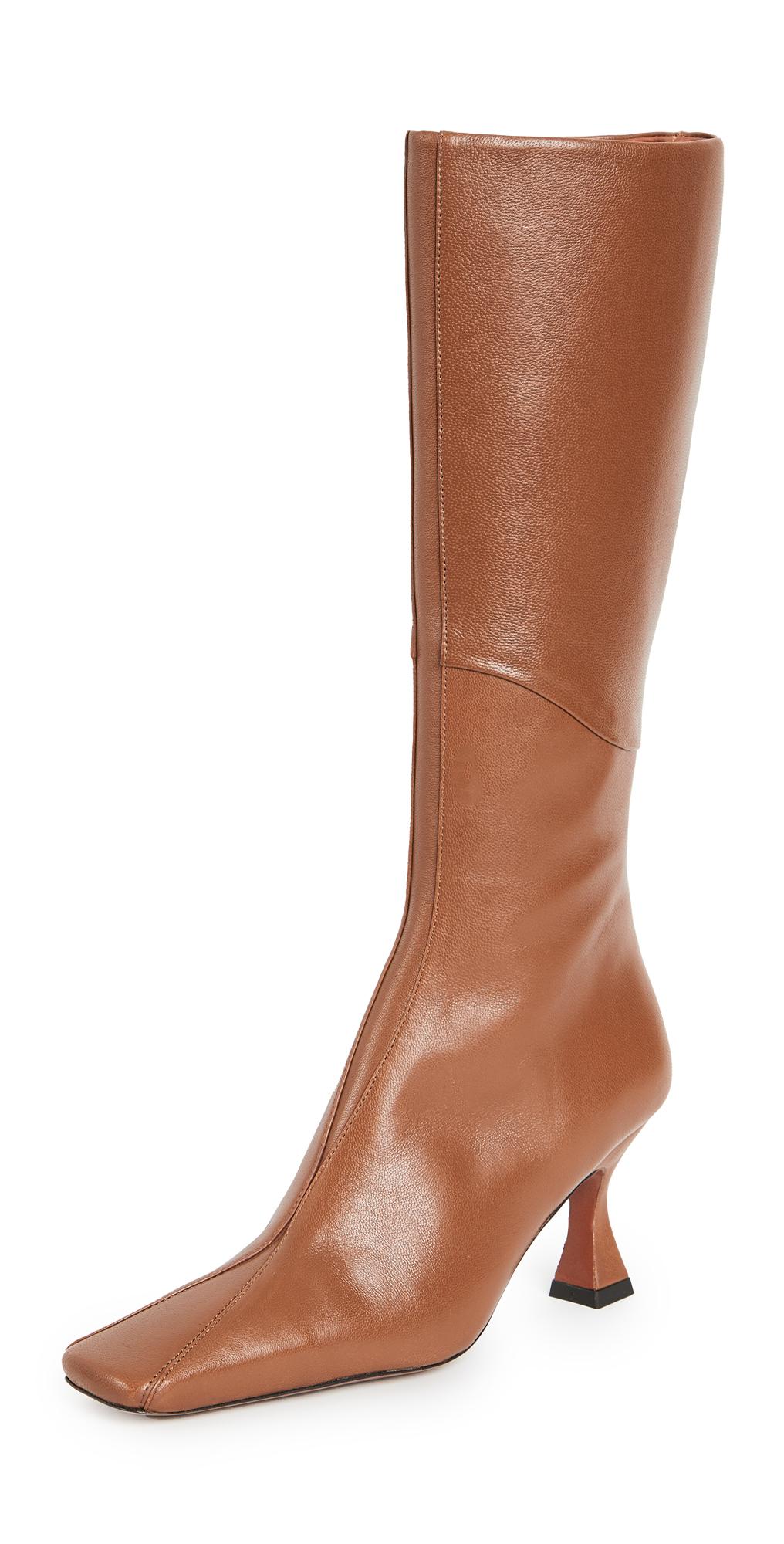 MANU Atelier Knee High Multipanel XX Duck Boots