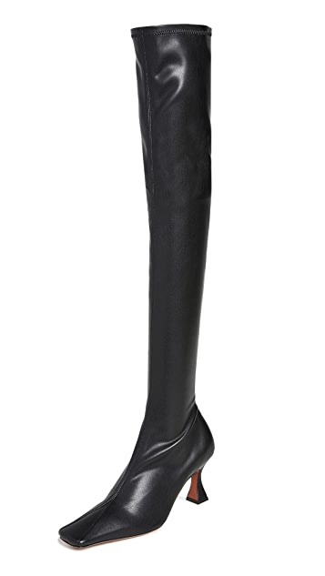 MANU Atelier Over The Knee Duck Boots