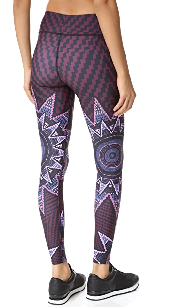 Mara Hoffman Starbasket Leggings