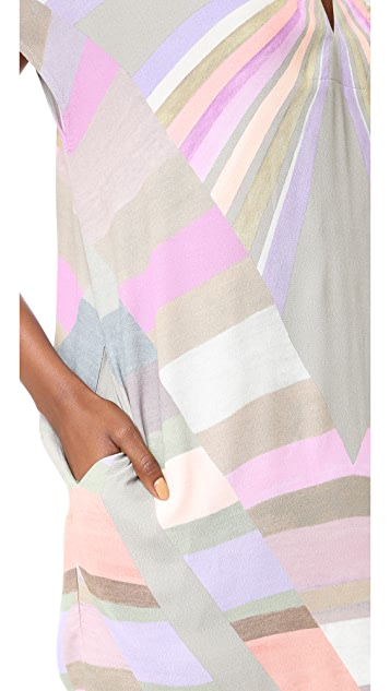Mara Hoffman Prism Tunic Dress