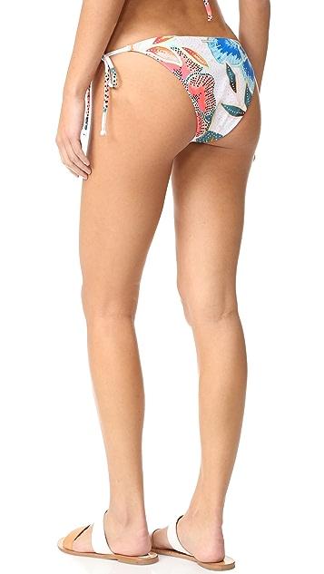 Mara Hoffman Tie Side Bikini Bottom