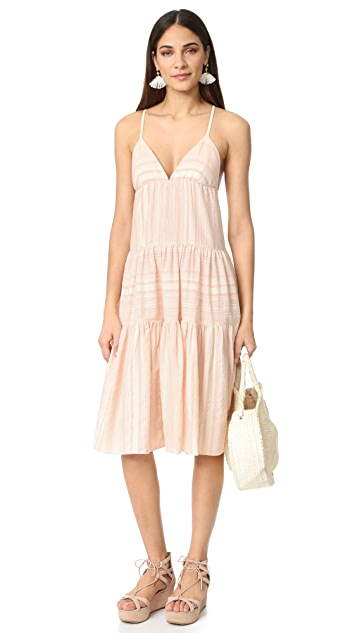 Mara Hoffman Tiered Dress
