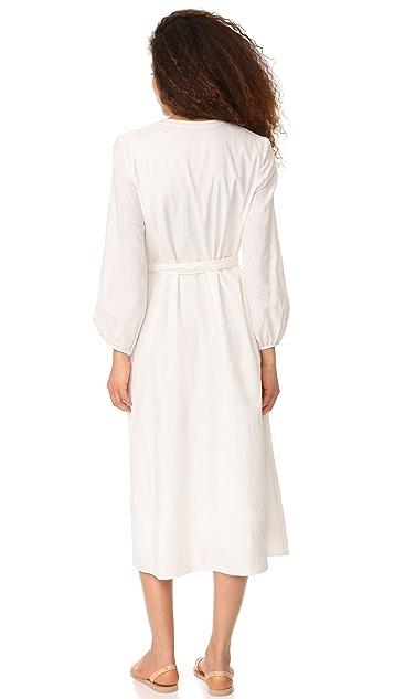 Mara Hoffman Maxi Peasant Dress