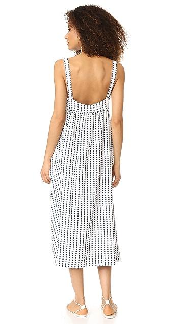 Mara Hoffman Listello Maxi Dress
