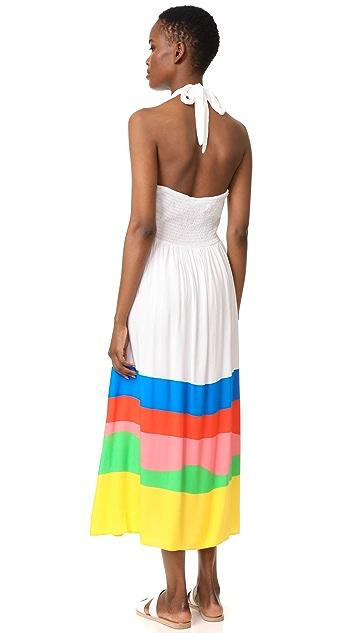 Mara Hoffman Beach Ball Midi Dress