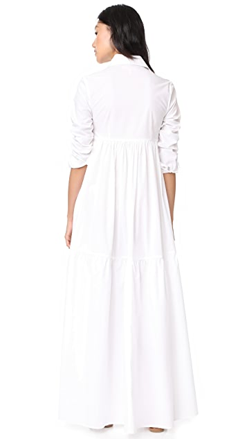 Mara Hoffman Faye Maxi Dress