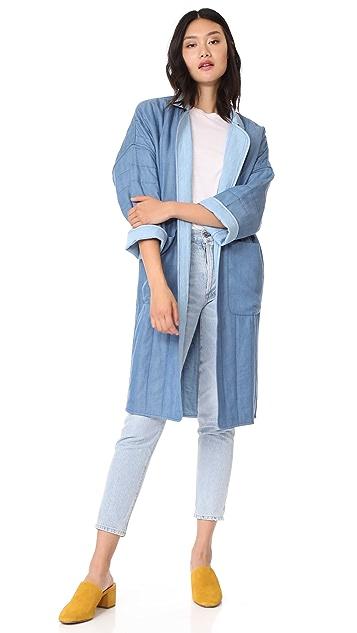 Mara Hoffman Winona Coat