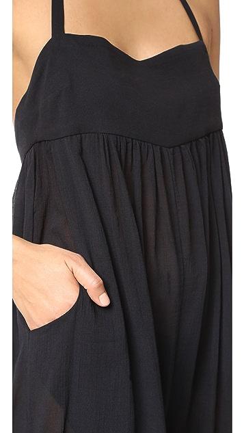 Mara Hoffman Pocket Jumpsuit