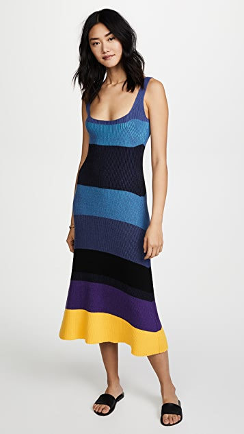 Mara Hoffman Vita Knit Dress