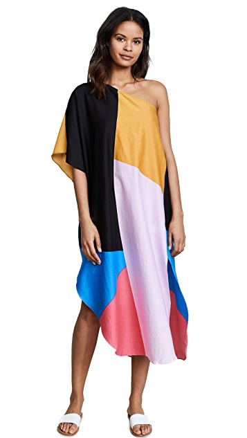 Clearance Enjoy 100% Guaranteed Cheap Price Noa Dress in Blue. - size M/L (also in XS/S) Mara Hoffman Outlet Cheap Authentic Cheap Hot Sale tgVMms