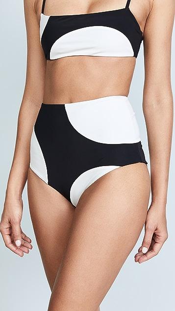 Mara Hoffman Shale Lydia Bikini Bottoms