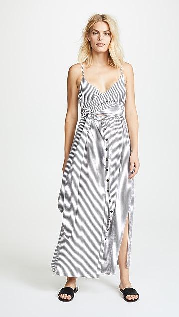 Mara Hoffman Stripe Thora Dress