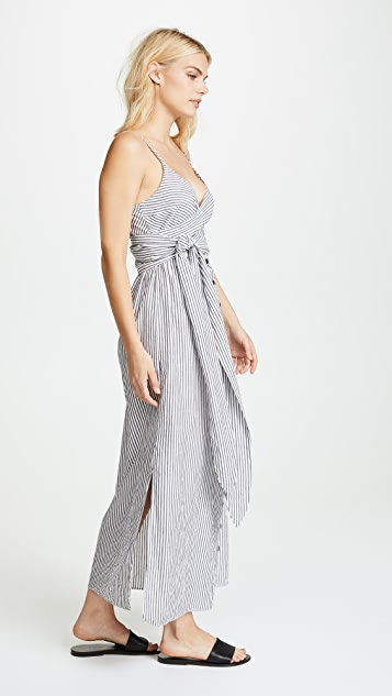 Mara Hoffman Stripe Thora Dress