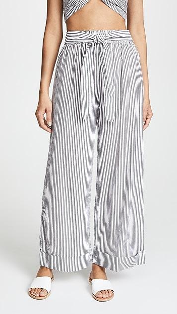 Mara Hoffman Stripe Sasha Pants