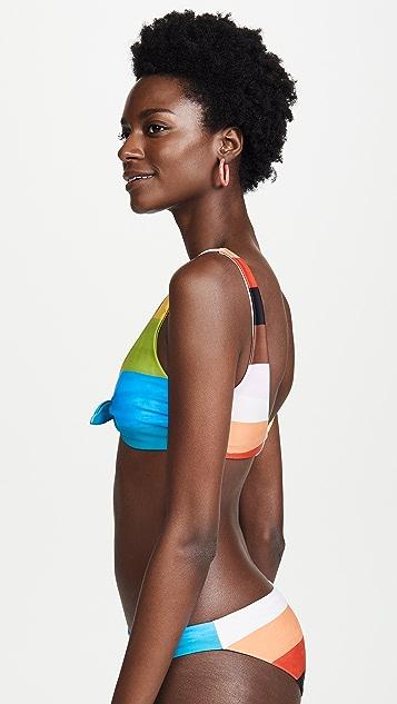 Mara Hoffman Rio Bikini Top