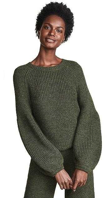 Mara Hoffman Eliza Alpaca Sweater