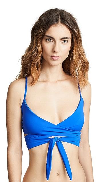 Mara Hoffman Mila Bikini Top