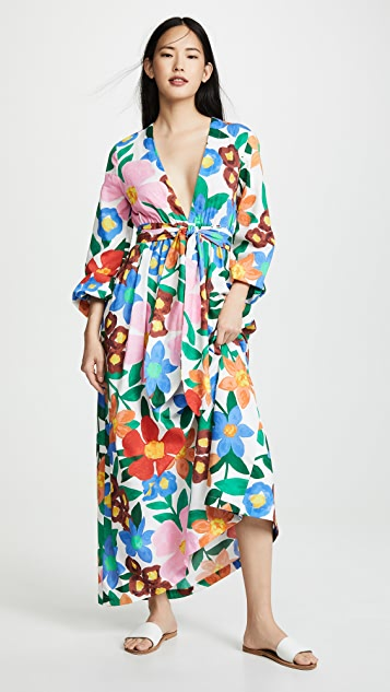 Mara Hoffman Luna Cover Up Dress