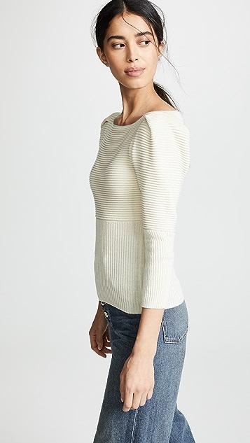 Mara Hoffman Helena Sweater