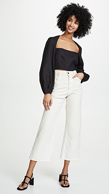 Mara Hoffman Moon Top