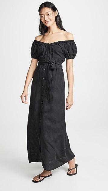 Mara Hoffman Платье Beatrix