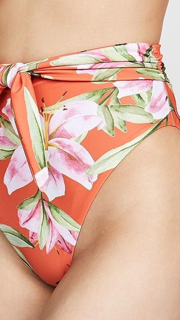 Mara Hoffman Goldie Bikini Bottoms