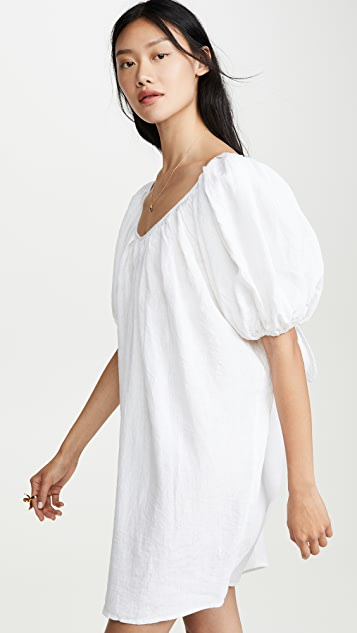 Mara Hoffman Odine 罩衫连衣裙