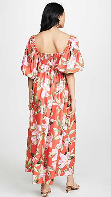 Mara Hoffman Пляжное платье Violet