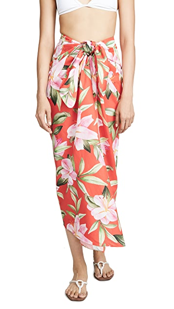 Mara Hoffman Izzi 罩衫式半身裙