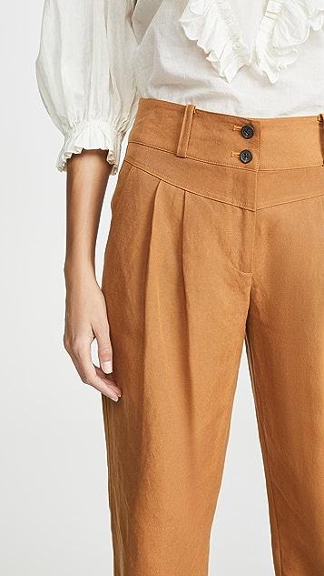 Mara Hoffman Liv 长裤